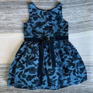 Carter's Dresses - Toddler girl blue dress